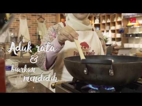 Tips Membuat Zuppa Soup Bersama Fatmah Bahalwan