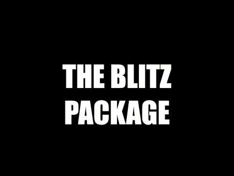BLITZ PACKAGE (11.16.17) - Good News, Bad News, Road Warriors and a Big House?