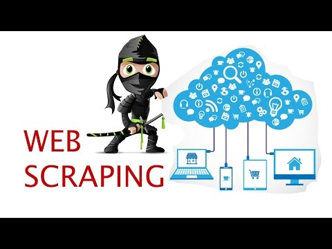 Web Scraping Fun! Dexi.io Data Mining Big Data 2016