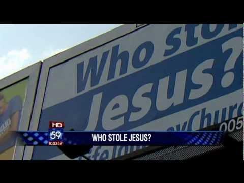 Who Stole Jesus?