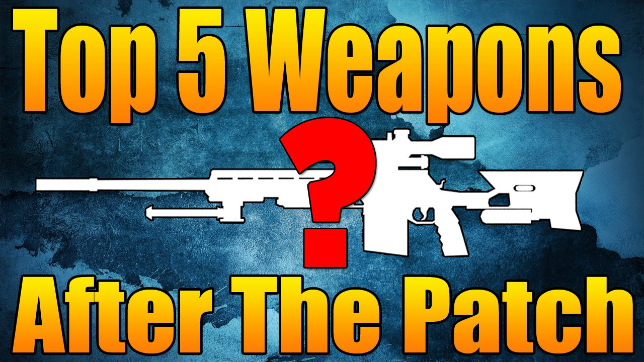 Black Ops 2: The Best Guns to Use in Multiplayer - Gameranx