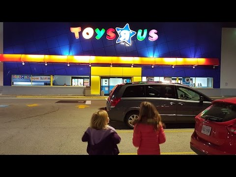 Thumbnail: Toys 'R' Us Shopping Spree donated to Toys For Tots!