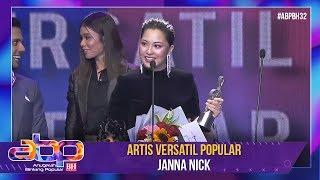 Janna Nick - Artis Versatil Popular | #ABPBH32
