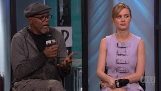 "Samuel L. Jackson Talks About ""Pulp Fiction"" And ""Die Hard"""