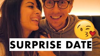 He took me on a SURPRISE DATE! | Mimi Ikonn Vlog