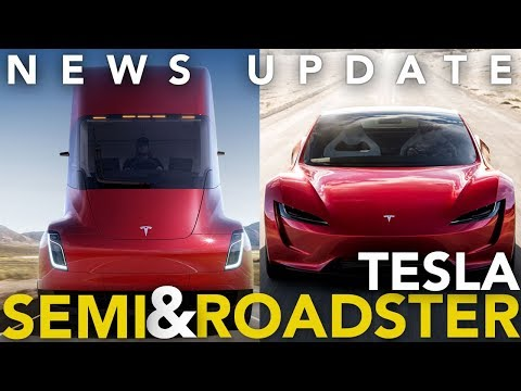 $200K Tesla Roadster and Tesla Semi Truck Debut: What You Need to Know