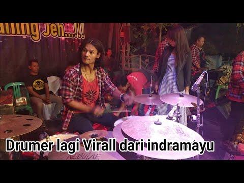Aa Eka Drummer Viral Versi Indramayu