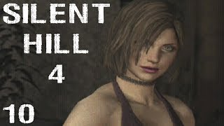 Let's Play Silent Hill 4 (BLIND) Part 10: RARE PORNO MAGS!