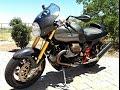 2003 Moto Guzzi V11 Restoration Complete (HD)
