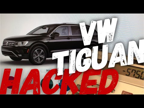 NEW 2018 VW TIGUAN Negotiation Tips. (Lease Deals, Discounts, Incentives, Promo APR) (MA Car Broker)