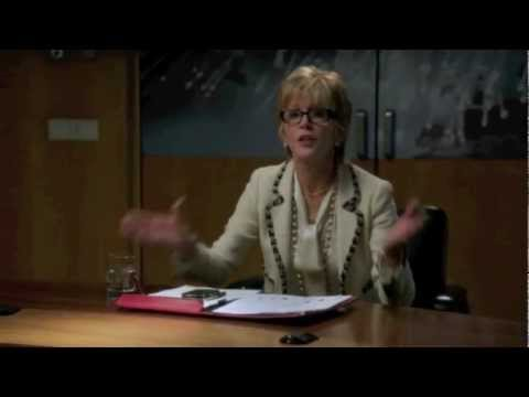 The Newsroom S01E03 Jane Fonda & Sam Waterson full scene.