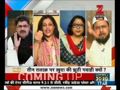Taal Thok Ke | Is muslim Law Board trying to mislead women in triple talaq issue on the name of God?