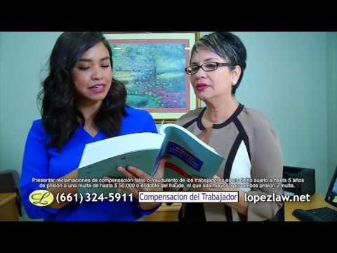 Abogados Sylvia Lopez y Marcos Rodriguez - Compensacion del Trabajador