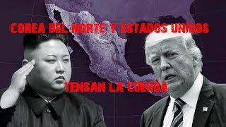 Corea del Norte y EEUU Tensan la Cuerda de Manera Peligrosa