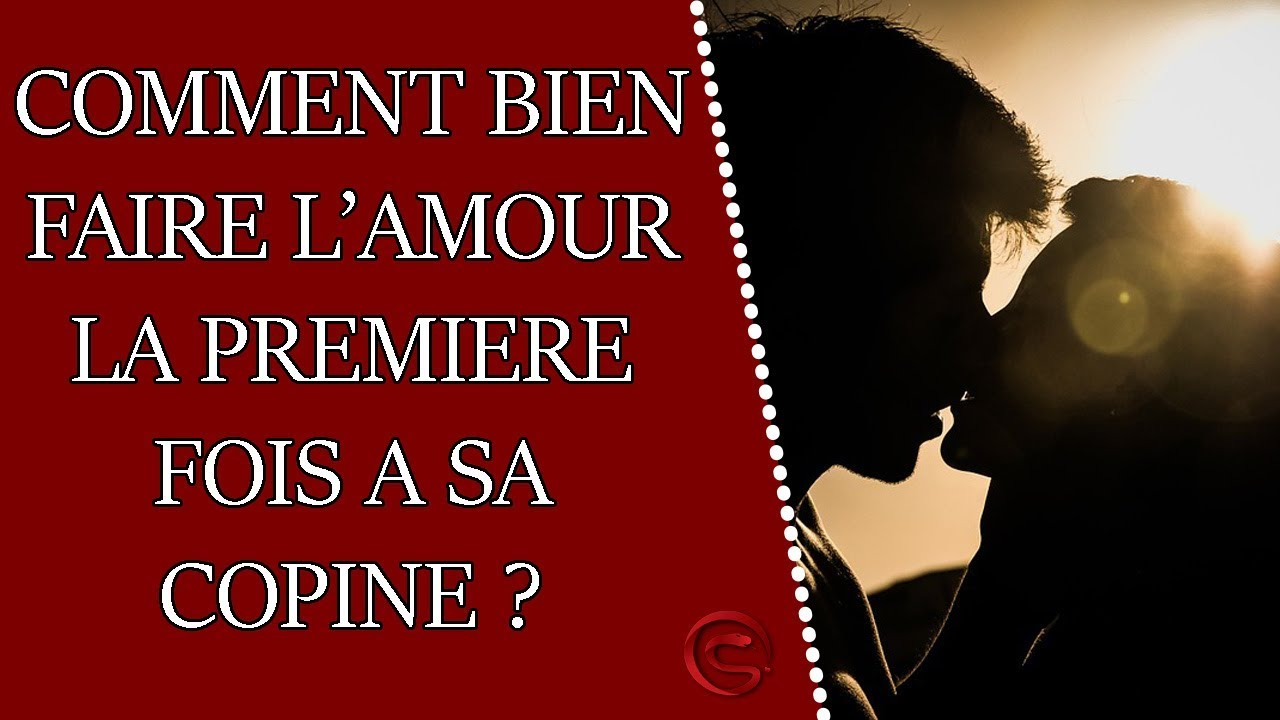video premiere fois amour