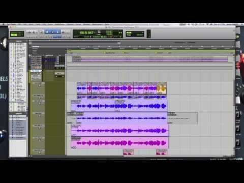 Preparing to Comp Vocals in Pro Tools 11 Pt  3   Westlake Pro