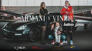 Armani x Viner - Latino žena (Official video 2020)