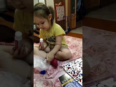 Чем занять ребёнка в 3 года и у мамы было время на себя
