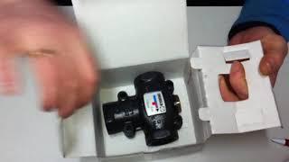 Трехходовой клапан ESBE(Colmart.com.ua. Термостатический трехходовой клапан ESBE - оригинал Австрия! Гарантия! Доставка!, 2016-02-29T19:35:17.000Z)