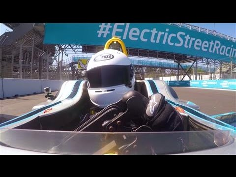 Test Driving the Future of Racing: Formula E