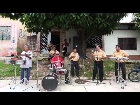 "Los Wembler's de Iquitos - ""La Danza del Petrolero"""