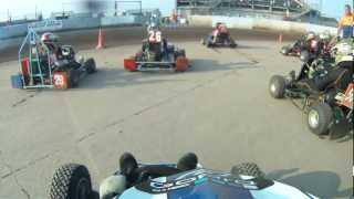 GoPro HD: Practise - Norfolk Arena 11.08.12