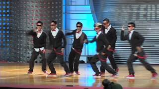 POREOTICS Hip Hop International 2010 Silver Medal thumbnail