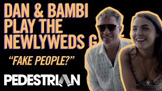 Video Dan & Bambi Play The Newlyweds Game download MP3, 3GP, MP4, WEBM, AVI, FLV Agustus 2018