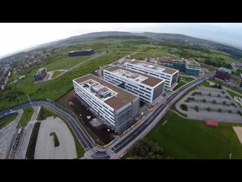 Shell Energy Campus DOT Office Czerwone Maki Kraków