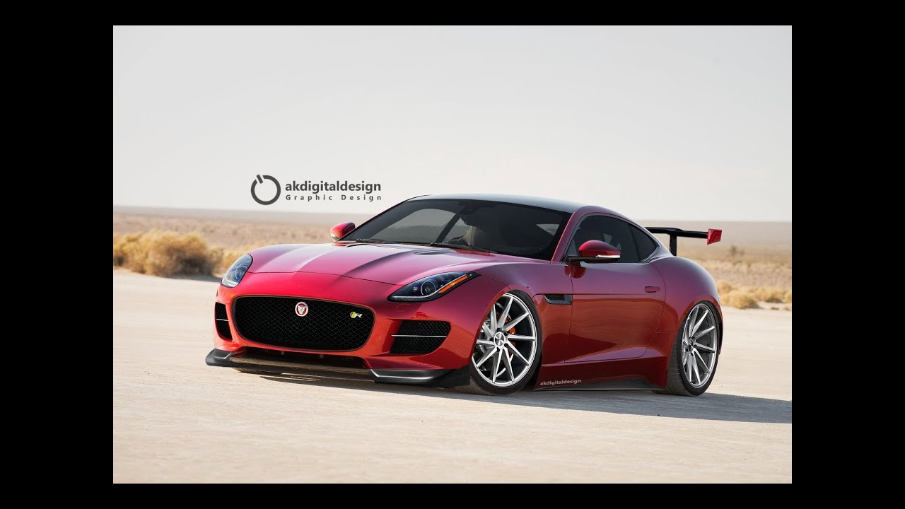 Subaru Premium 2014 >> Jaguar F Type R Modified - YouTube