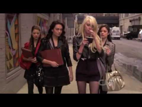 "Gossip Girl Best Music Moment #56 ""Bitch"" - Plasticines"