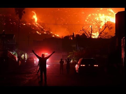California Wildfires - How to Help the Victims