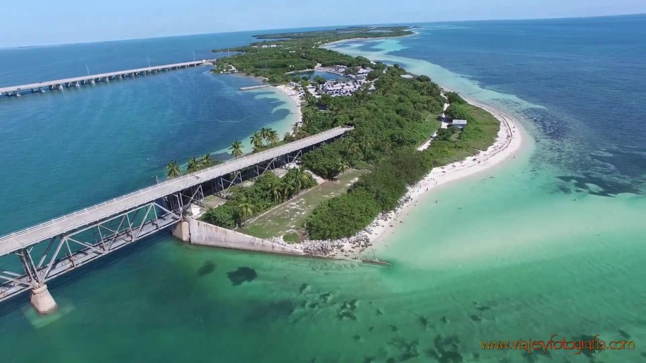 Los Cayos Florida Map.Los Cayos De Florida A Vista De Dron Youtube