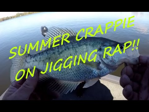 Pike Lake Warsaw Indiana Crappie Fishing