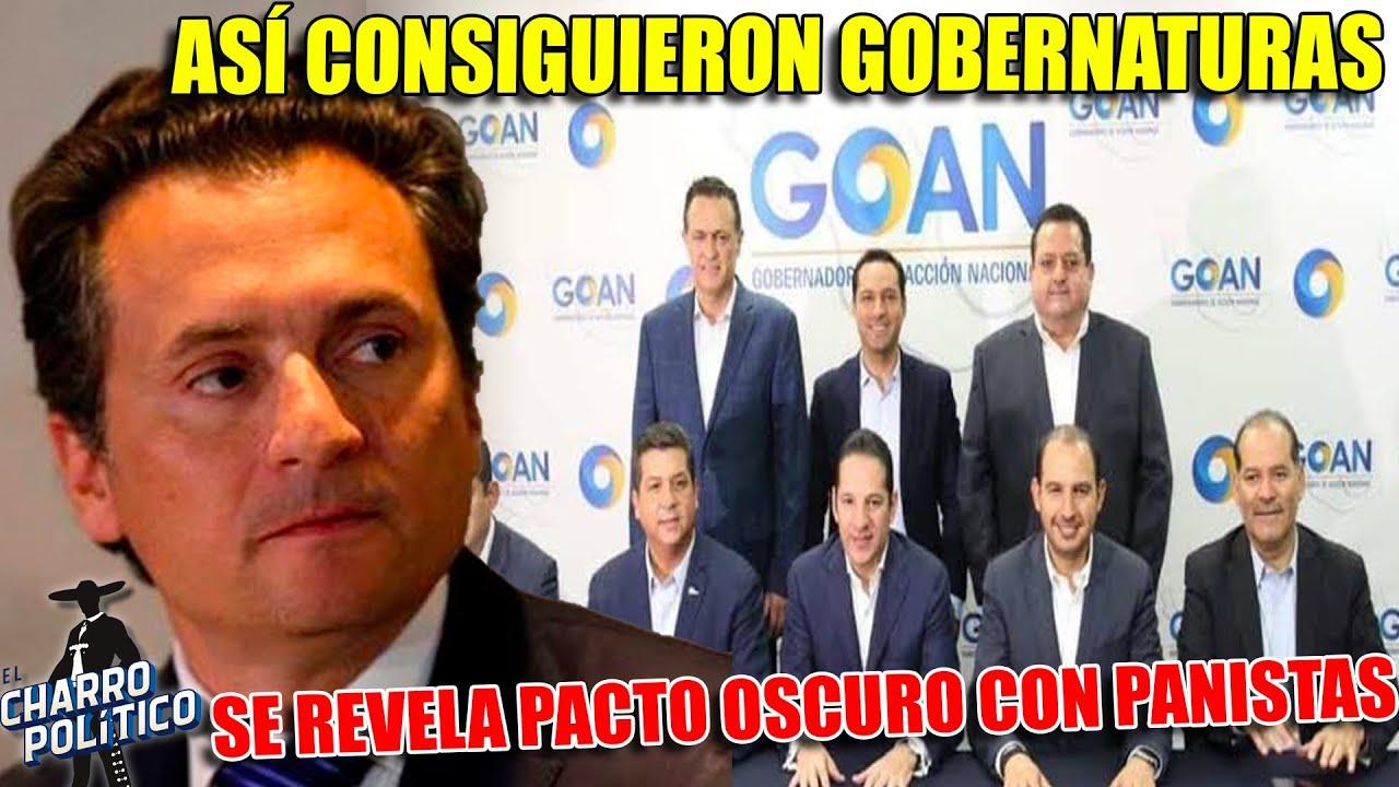 ¡SE DESCUBRE Así Pagaron 11 Gubernaturas Los Del PAN!POBLADORES SALEN A LAS CALLES LOS QUIEREN SACAR