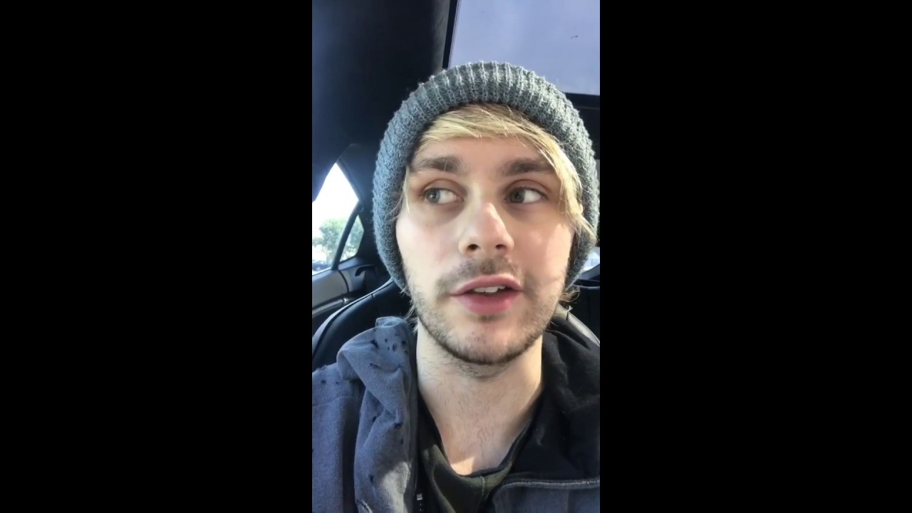 Michael Clifford InstaStory 11-30 April 2017 - YouTube