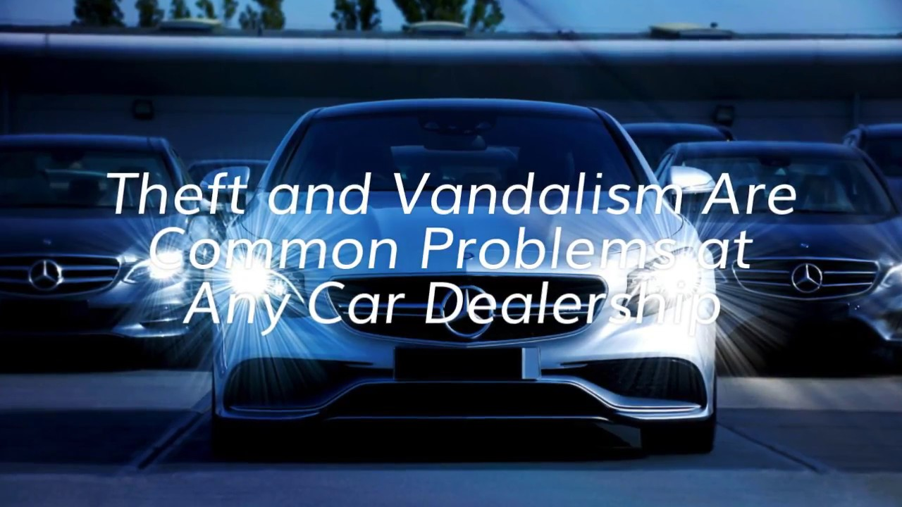 Car Dealership Security Systems Nyc Long Island Total Security