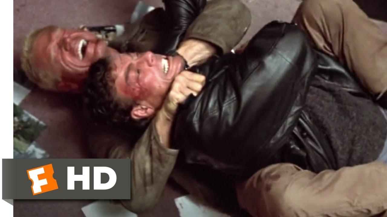 Download Maximum Risk (1996) - Elevator Knife Fight Scene (7/10) | Movieclips