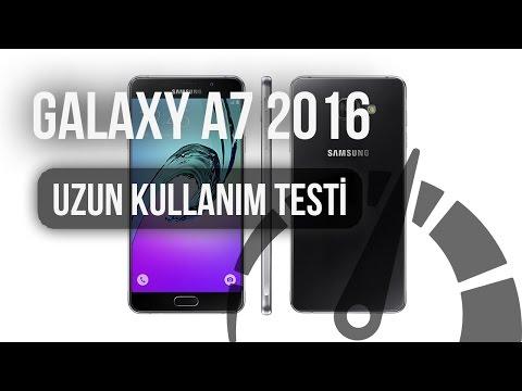 Samsung Galaxy A7 (2016): Uzun Kullanım Testi