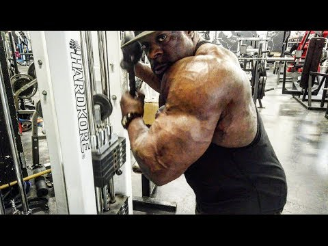 Kali Muscle's Triceps Workout