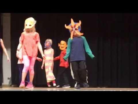 C3 First Grade Music Concert - Aquarium