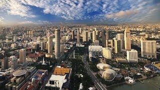 #424. Сингапур (Сингапур) (очень красиво)(Самые красивые и большие города мира. Лучшие достопримечательности крупнейших мегаполисов. Великолепные..., 2014-07-02T02:03:51.000Z)
