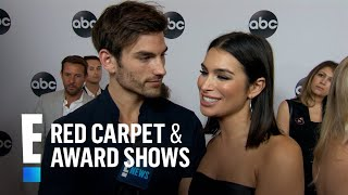 Ashley Iaconetti & Fiance Jared Haibon Spill Wedding Details | E! Live from the Red Carpet