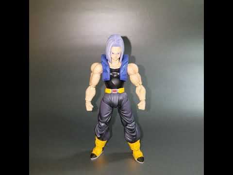 S.H. Figuarts Future Trunks Bojack ver. Custom Figure from ...
