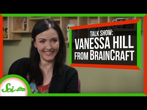 Over-Apologizing Less with Vanessa Hill | SciShow Talk Show