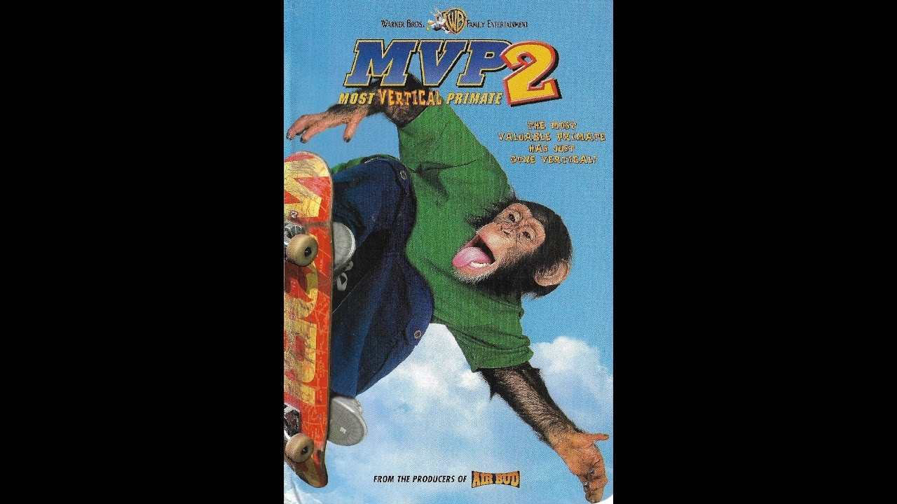 Opening To MVP 2:Most Vertical Primate 2002 VHS
