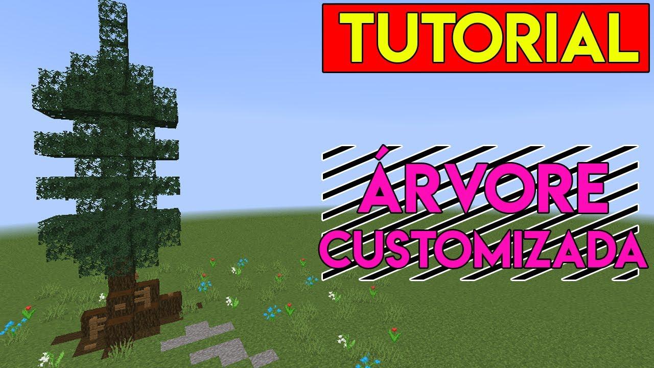 Tutorial: Árvore Customizada | Custom Tree - 03