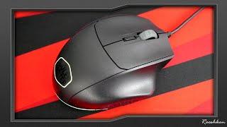 Cooler Master MM520 - Wygodna myszka w rozsądnej cenie
