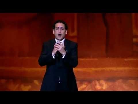 Juan Diego Florez - Amapola - Latino Inaugural...