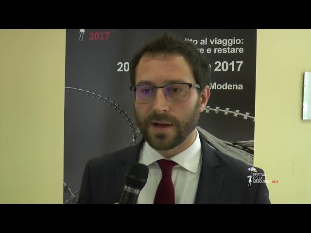 Festival della Migrazione 2017_INTERVISTA a Luca Barbari